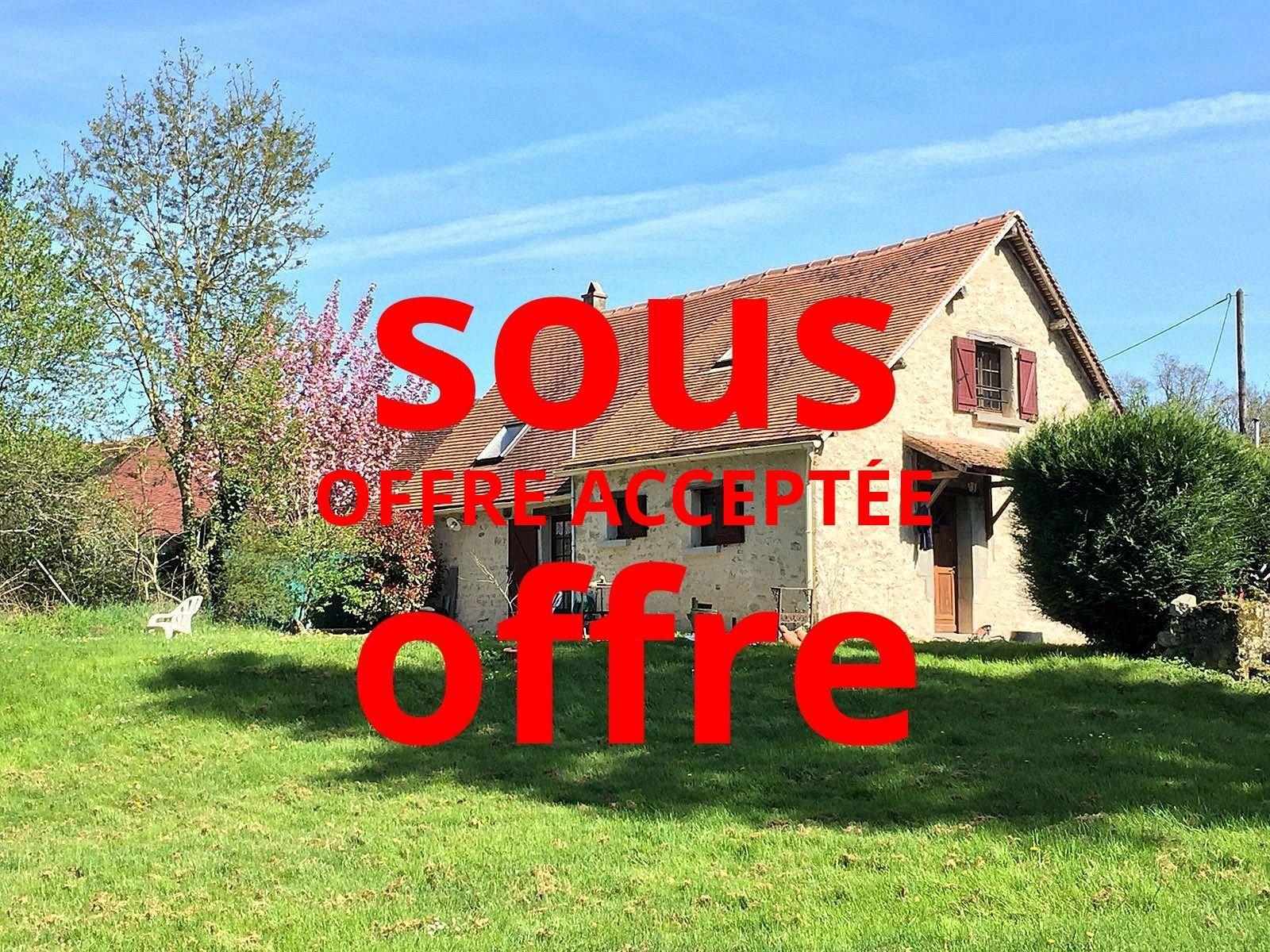 La Brenne, Indre 36, in der Nähe von Lignac: 2 Häuser mit Garten