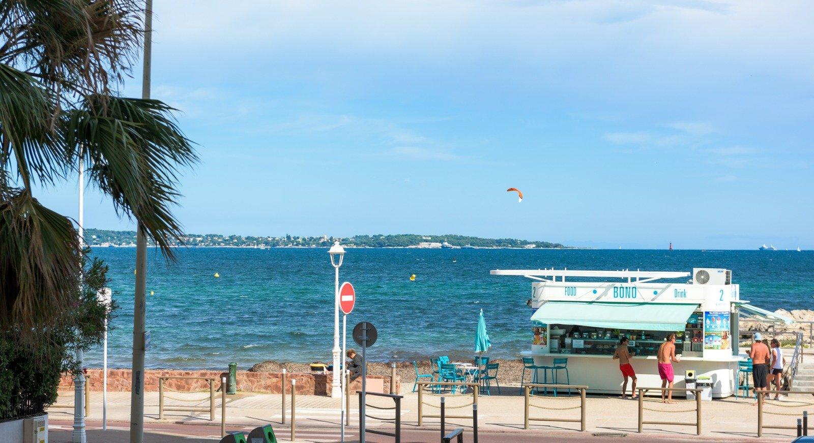 Cannes Palm Beach 2 pièces proche plage