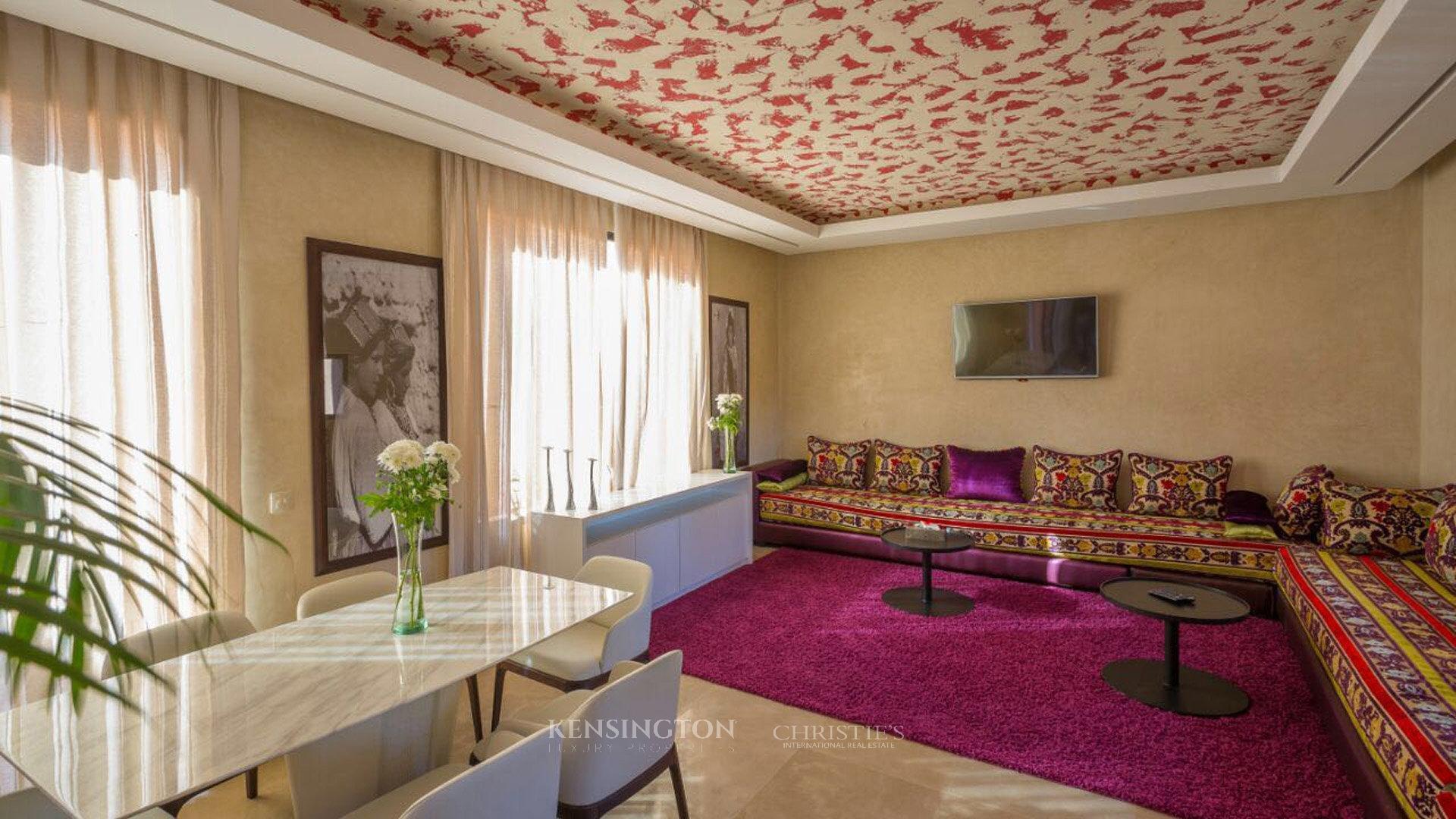 KPPM01295: Villa Surya Luxury Villa Marrakech Morocco