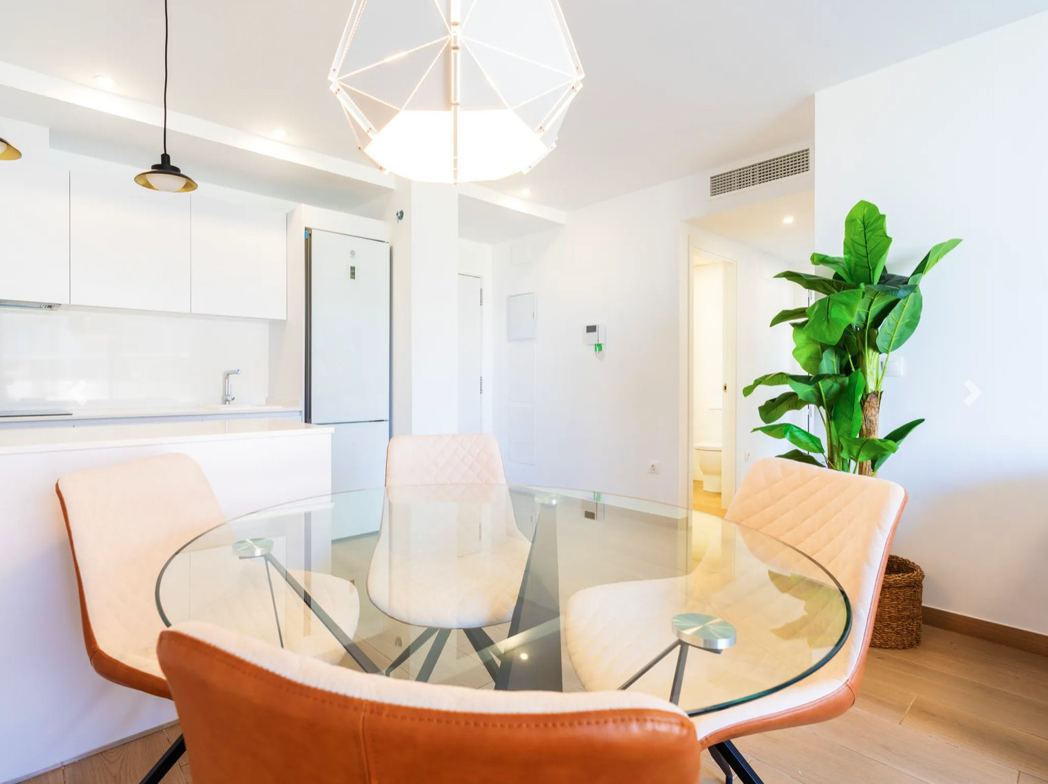 Apartment with 1 bedroom in new complex