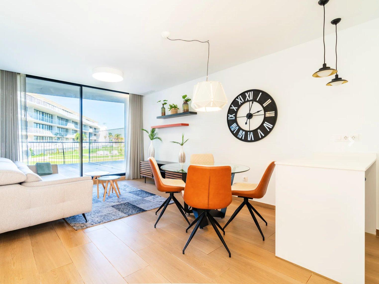 Appartement met 3 slaapkamers in nieuw complex