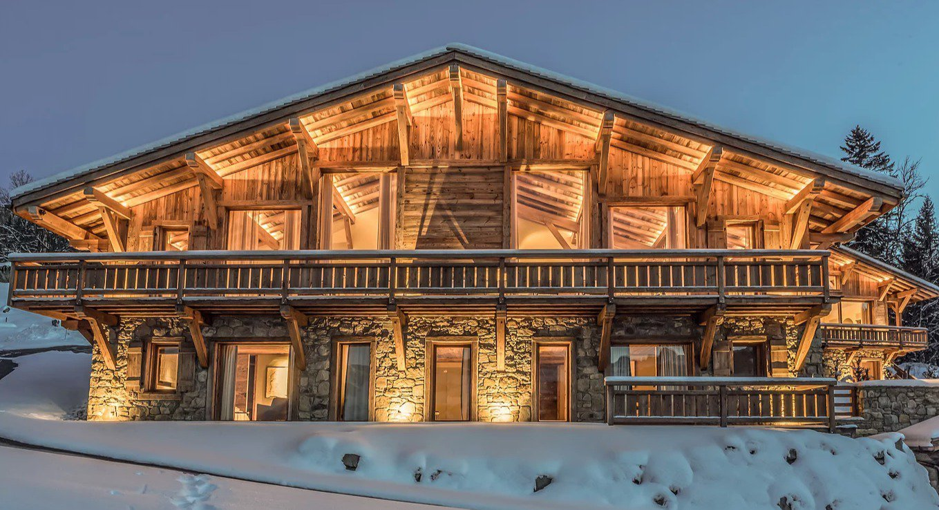 Chalet Mouka Chalet in Megeve