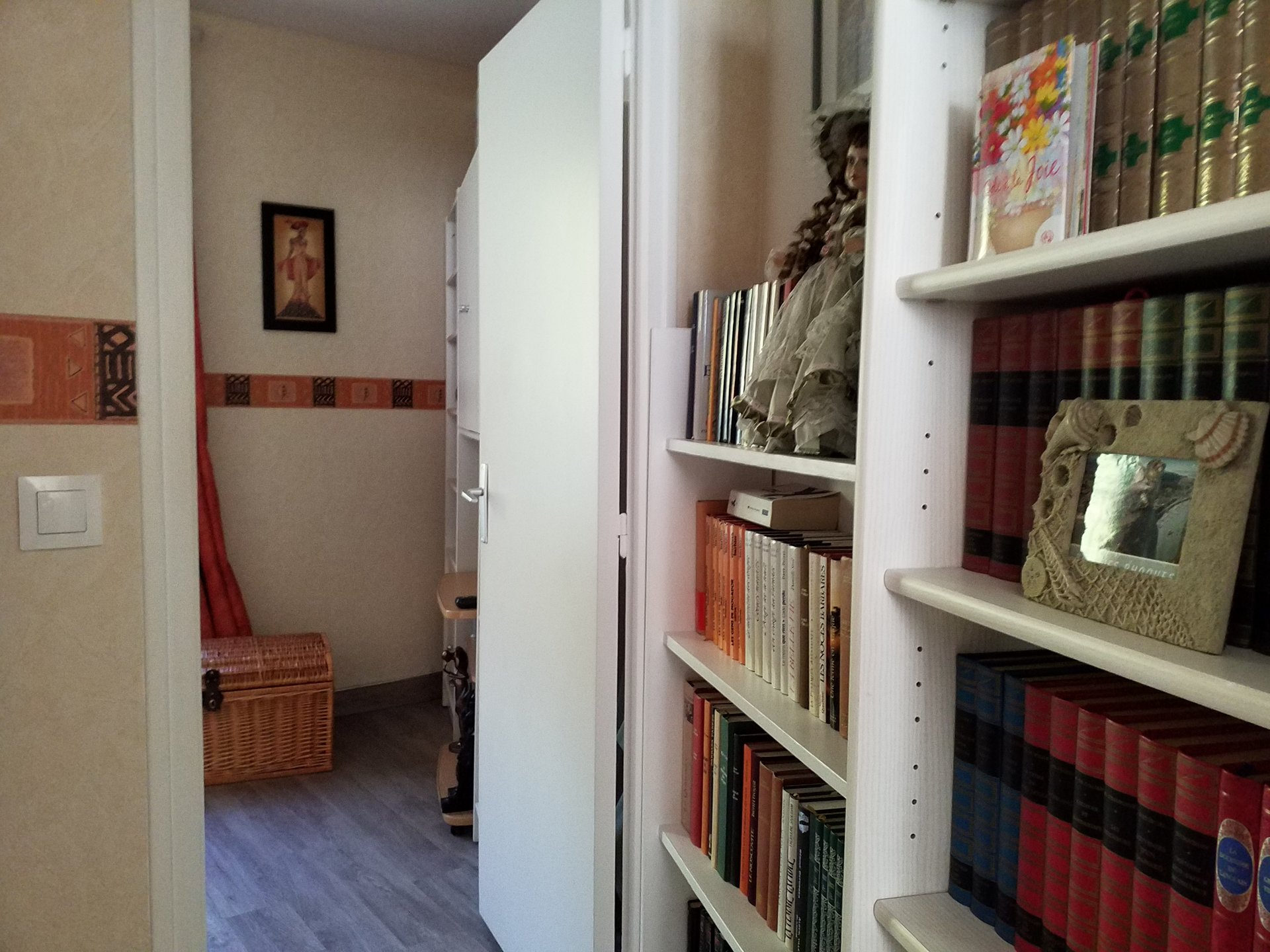 Appartement F3 de 50 m² en très bon état à Montataire