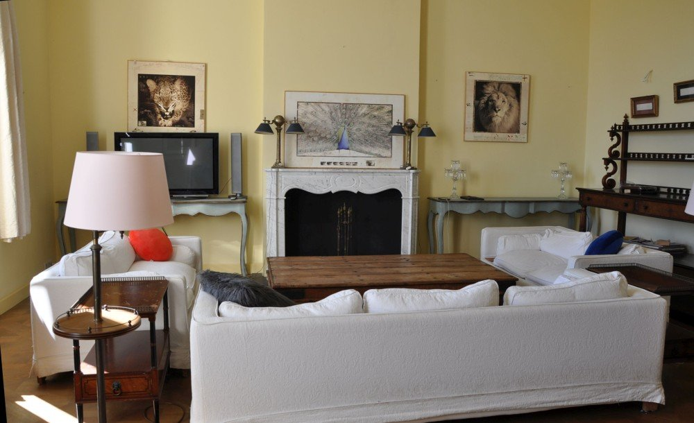 Appartement d'exception avec vue mer dans immeuble Belle Epoque, Cannes