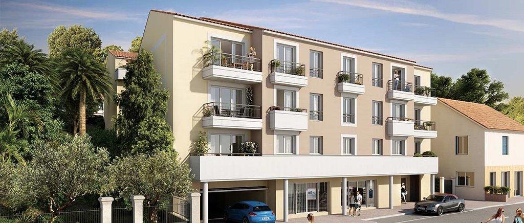 Vendita Appartamento - Châteauneuf-Grasse