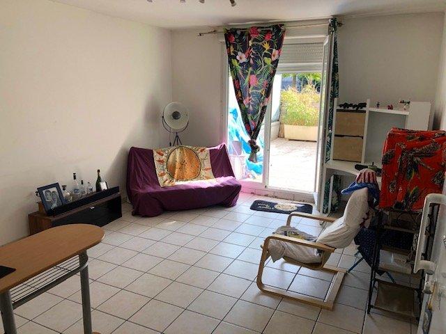 T2 en rez-de-jardin + Garage