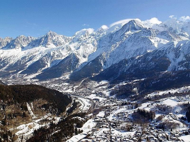 Seasonal rental Chalet - Les Houches Les Chavants – La Côte