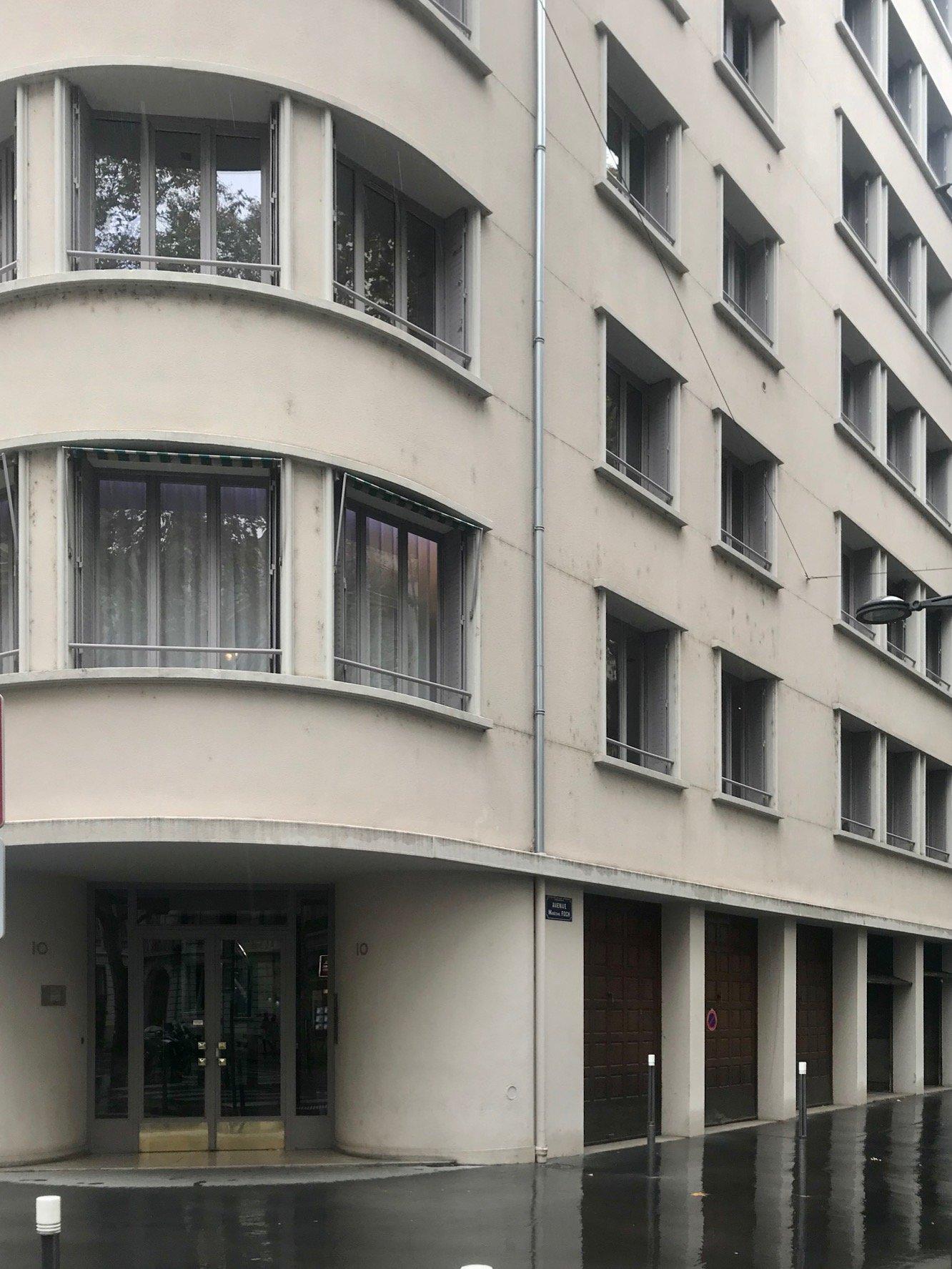 Rental Carpark - Lyon 6ème Foch