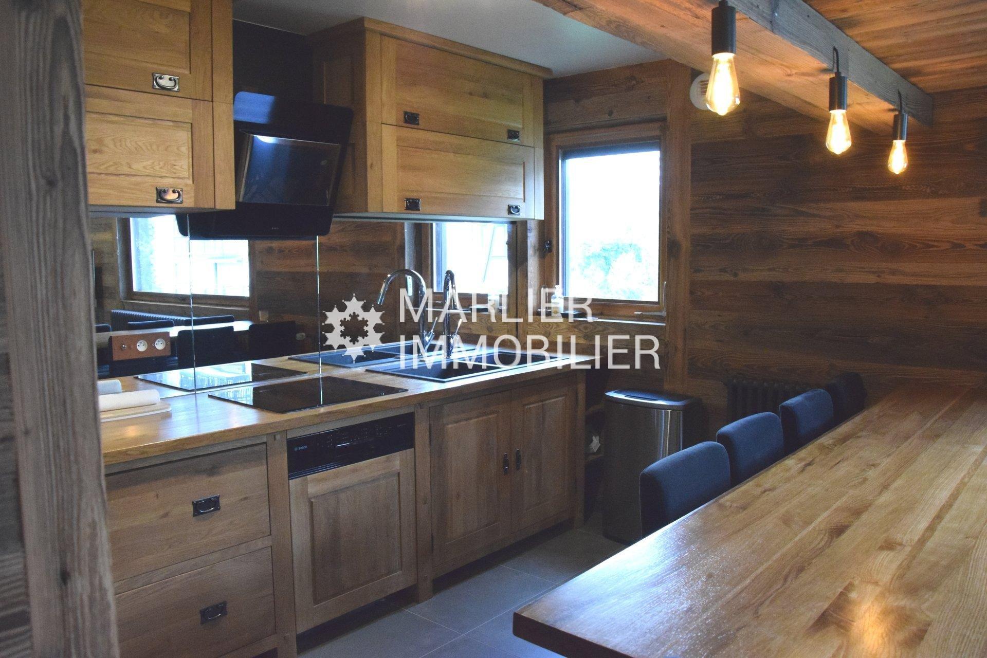 Seasonal rental Apartment - Megève Rochebrune