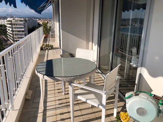 Rental apartment on the Croisette