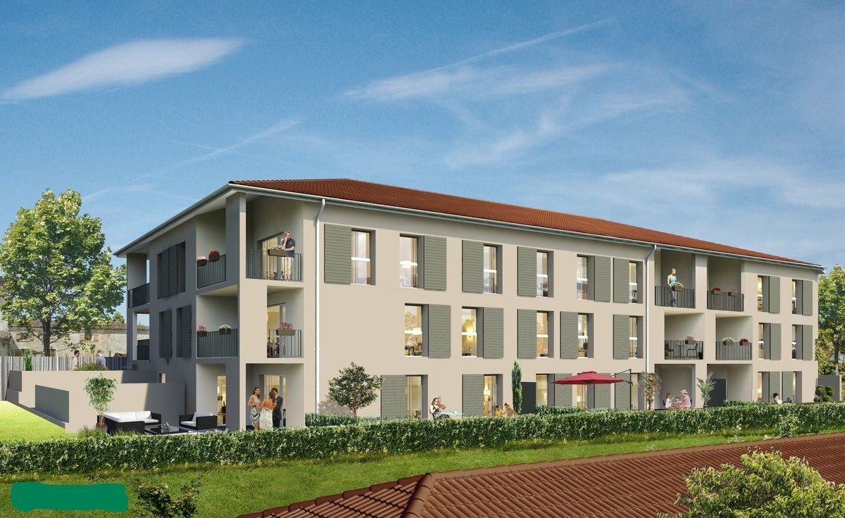 T3 neuf balcons, parking RP, Investissement Pinel