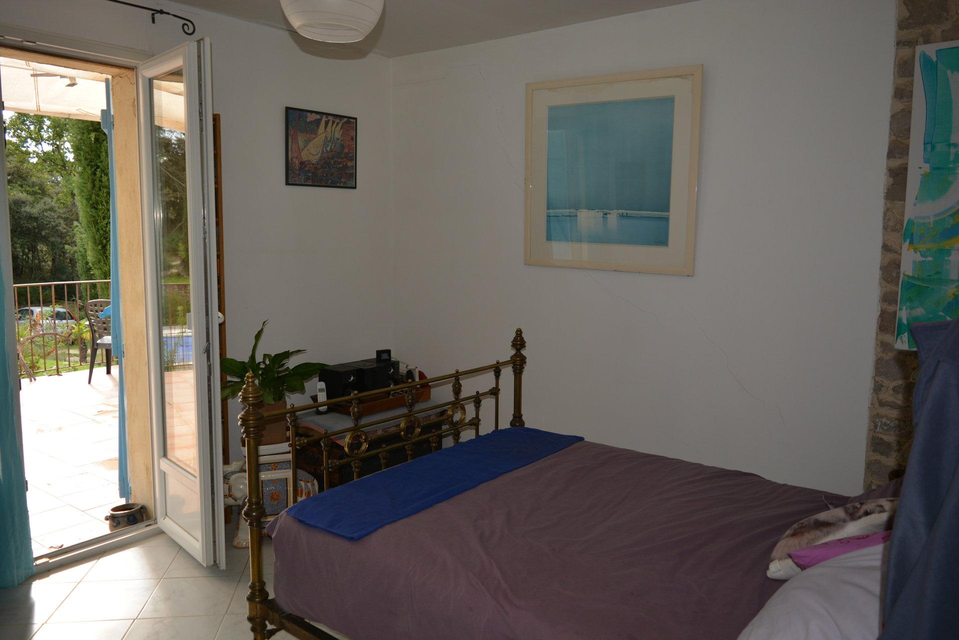 Maison 140 m² dans cadre campagne .