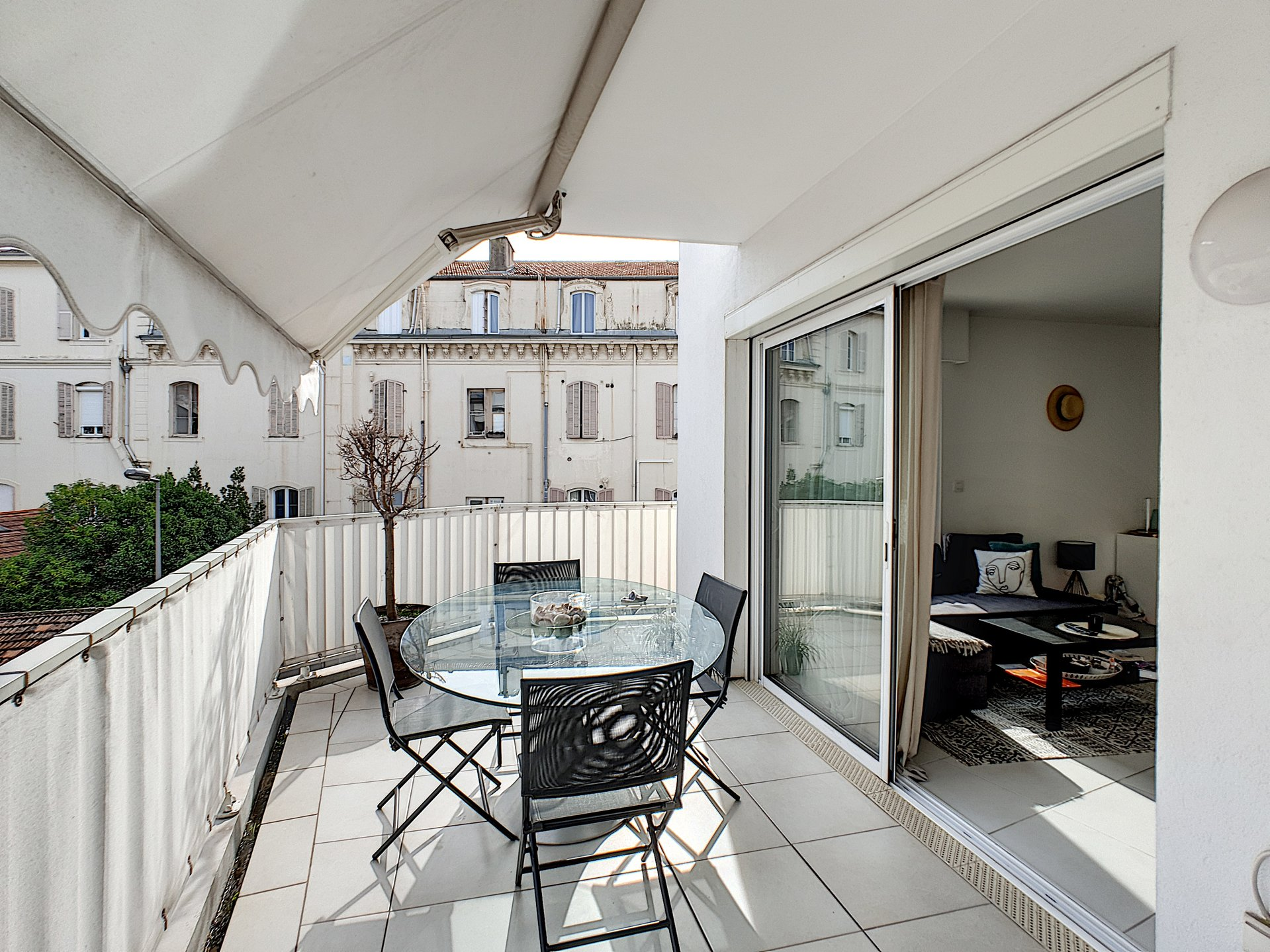 Cannes Montfleury flat for sale