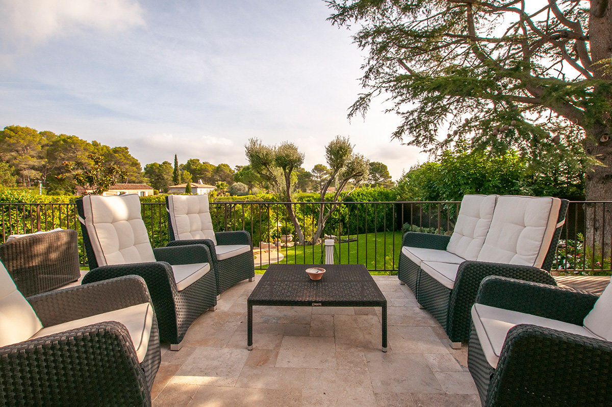 6 Bedroom Stone Villa with Tennis Courts - Mougins