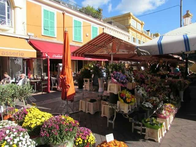 VENTE Appartement 3P Vieux Nice Cours Saleya Terrasse 65M2 Vue Mer!