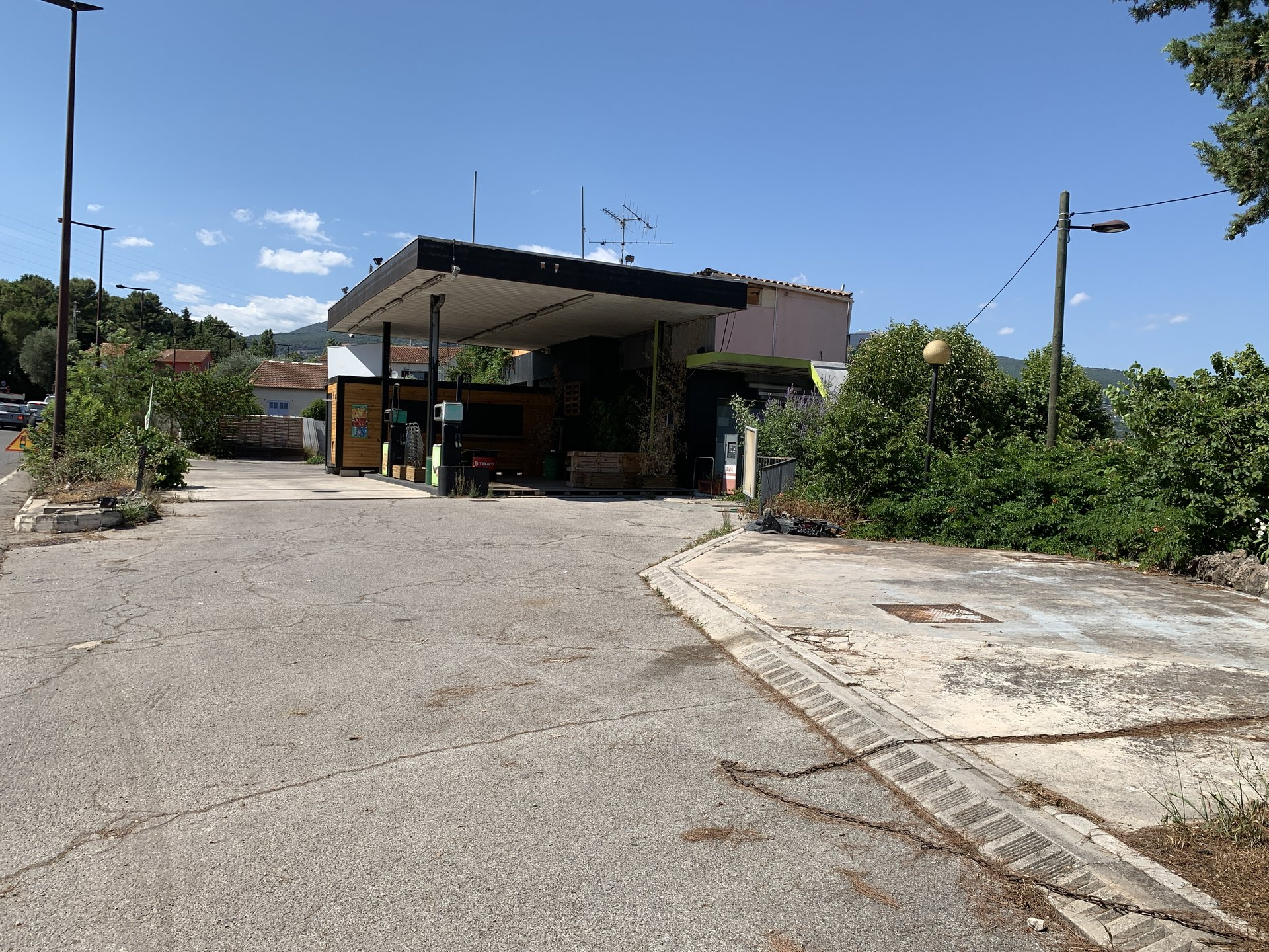 Sale Building land - Grasse Le Plan