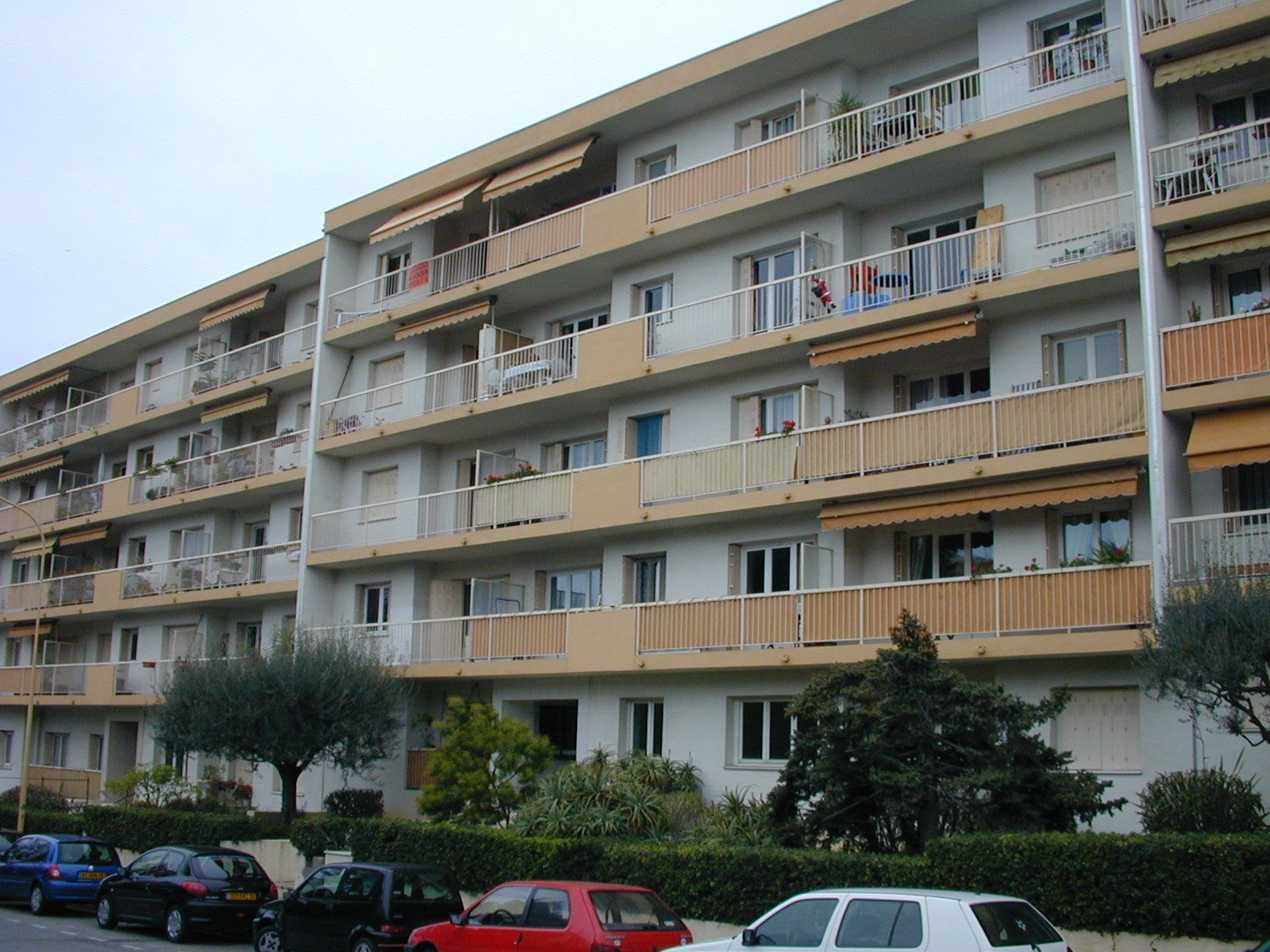 4 Pièces Vide  - 29 Avenue des Tuilières - Cagnes sur Mer