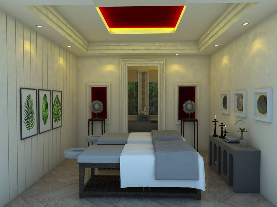 Luxury Spa full furnishes for rent in Siem Reap