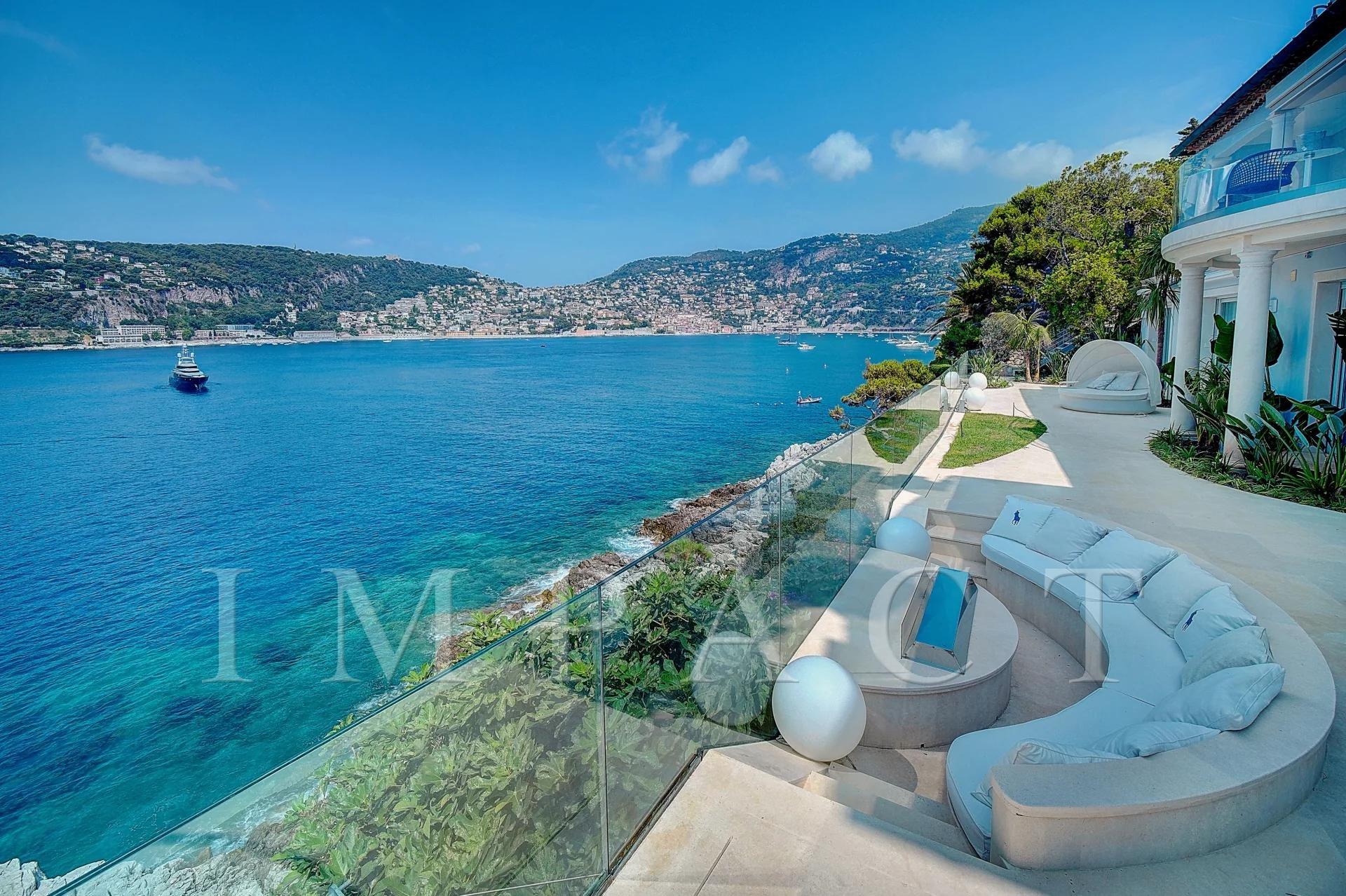 Villa incredible sea view St-Jean-Cap-Ferrat