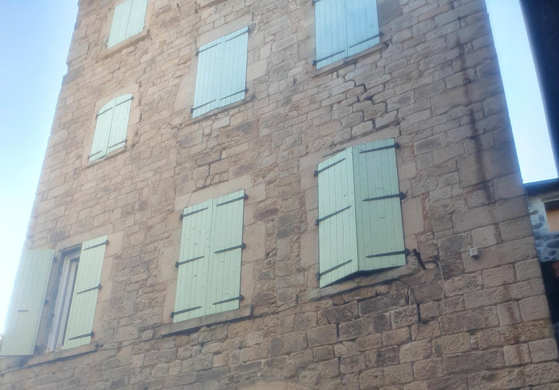 Immeuble rénové