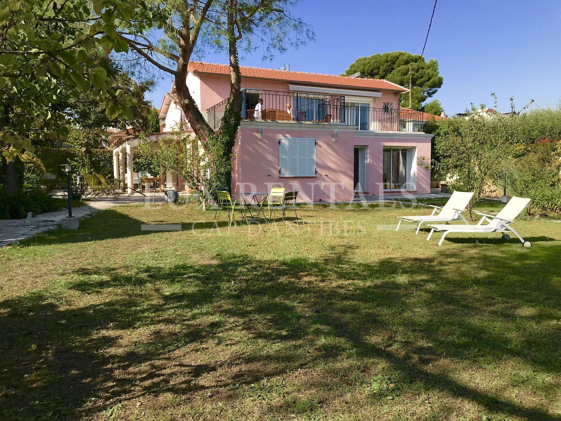 Location Villa - Antibes Cap-d'Antibes