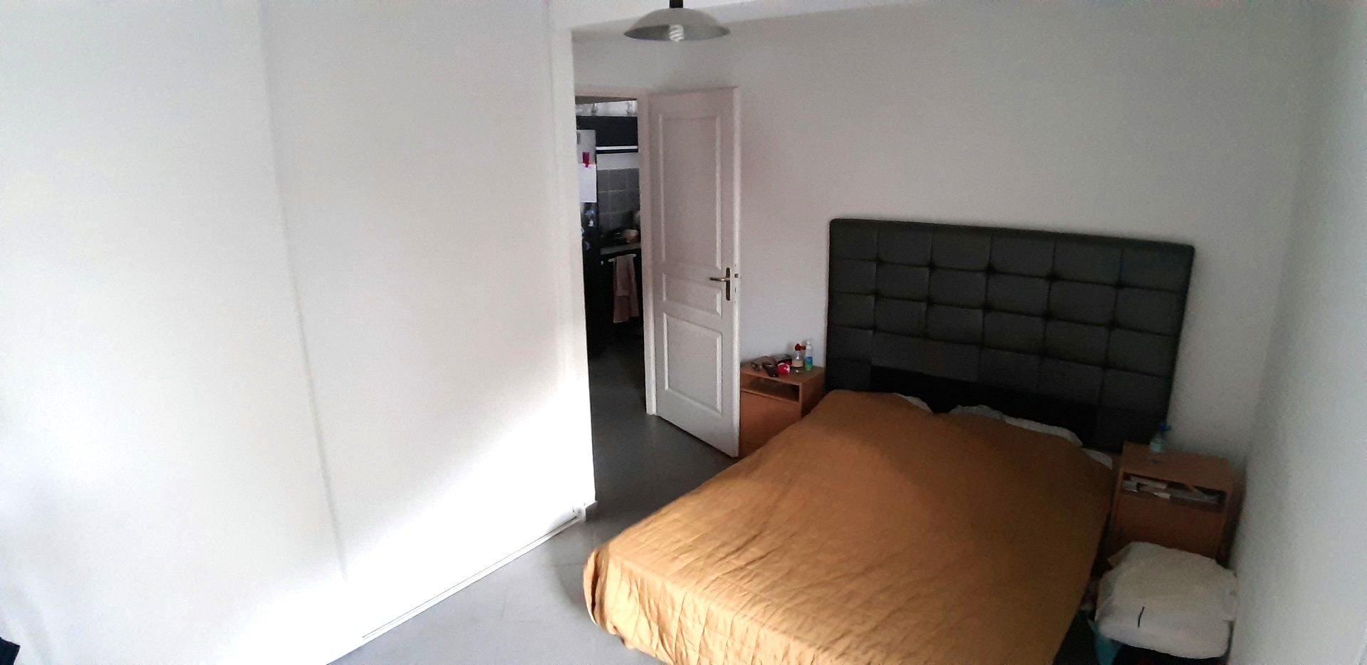 Appartement T3 avec jardin et garage