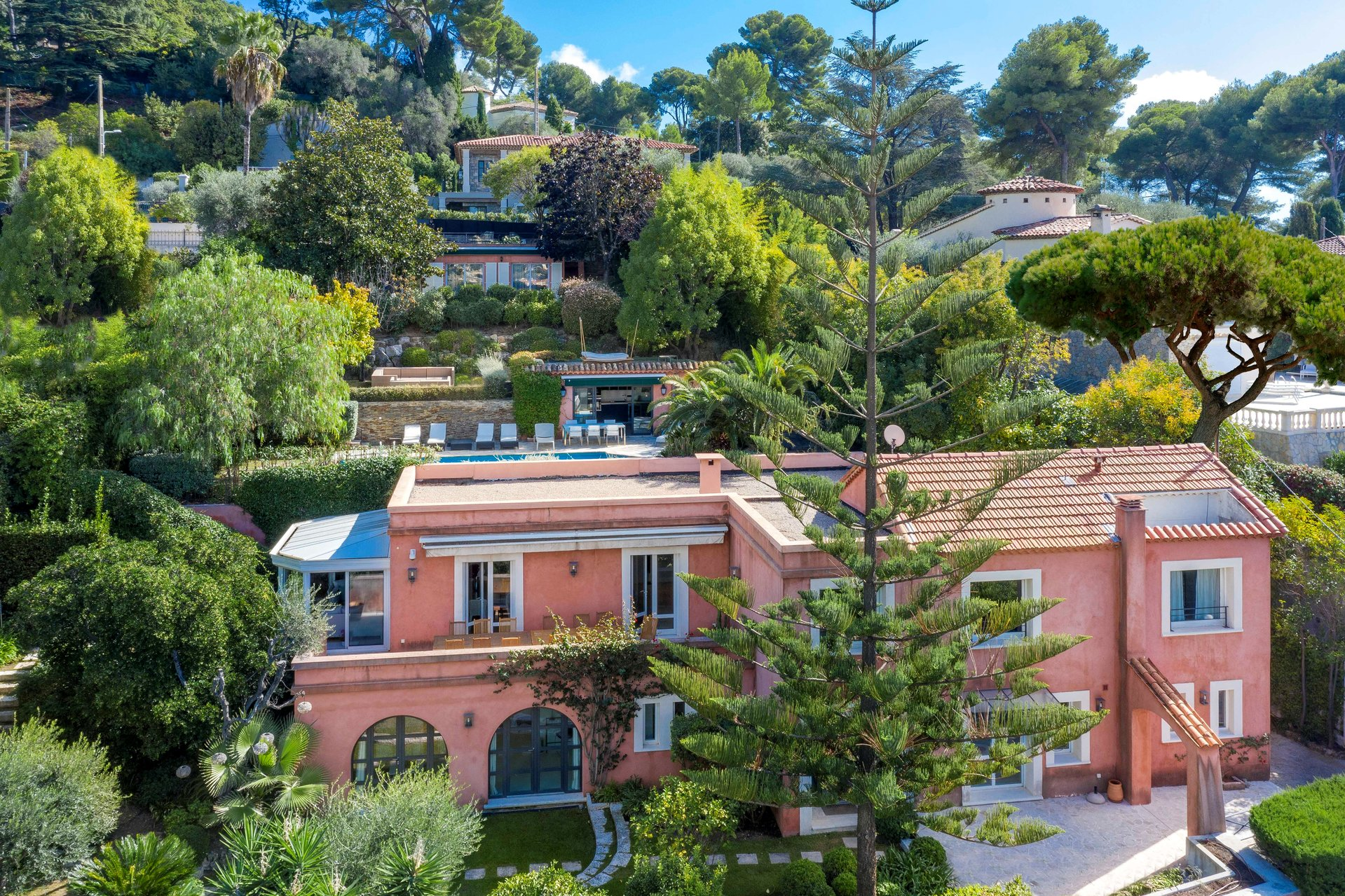 CANNES CALIFORNIE - CHARMANTE VILLA