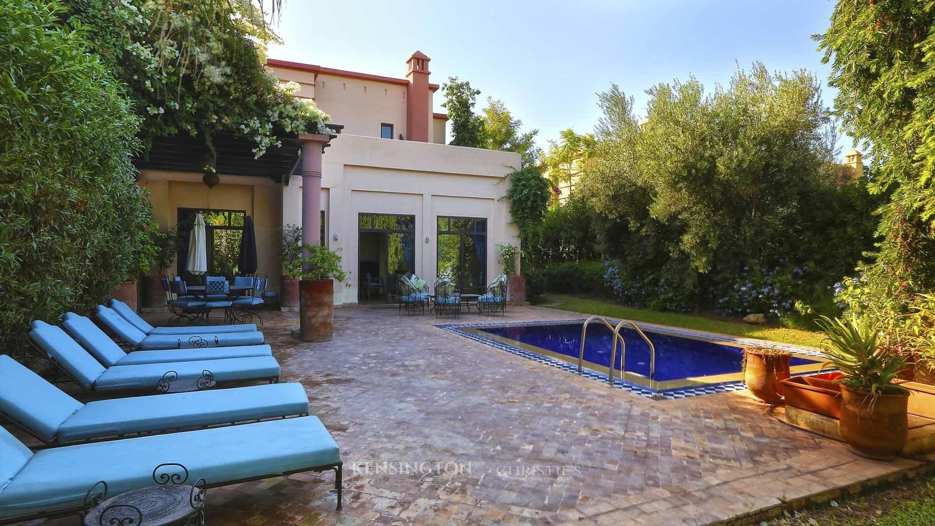 KPPM01300: Villa Paolo Luxury Villa Marrakech Morocco