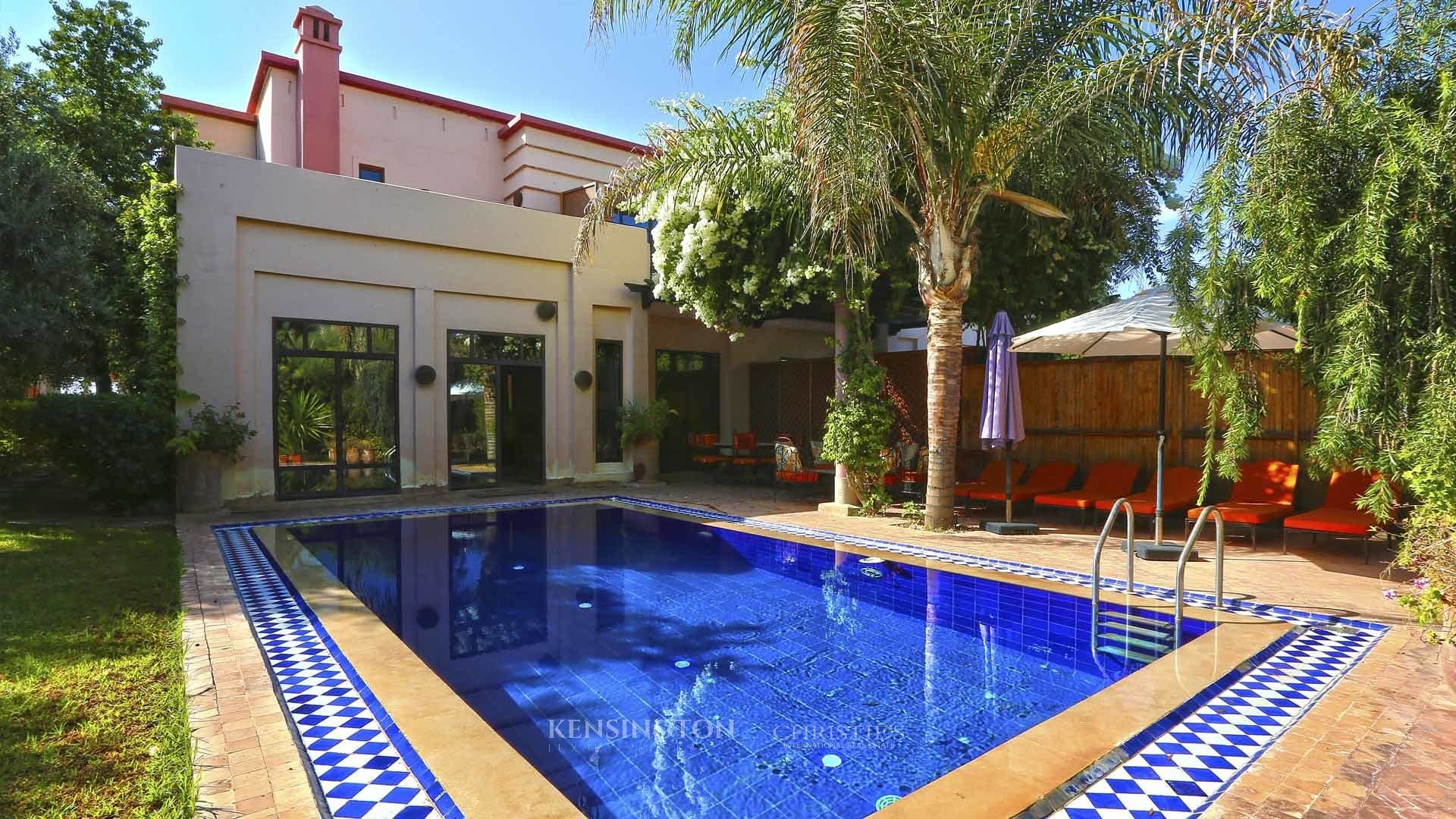 KPPM01302: Villa Paola Luxury Villa Marrakech Morocco