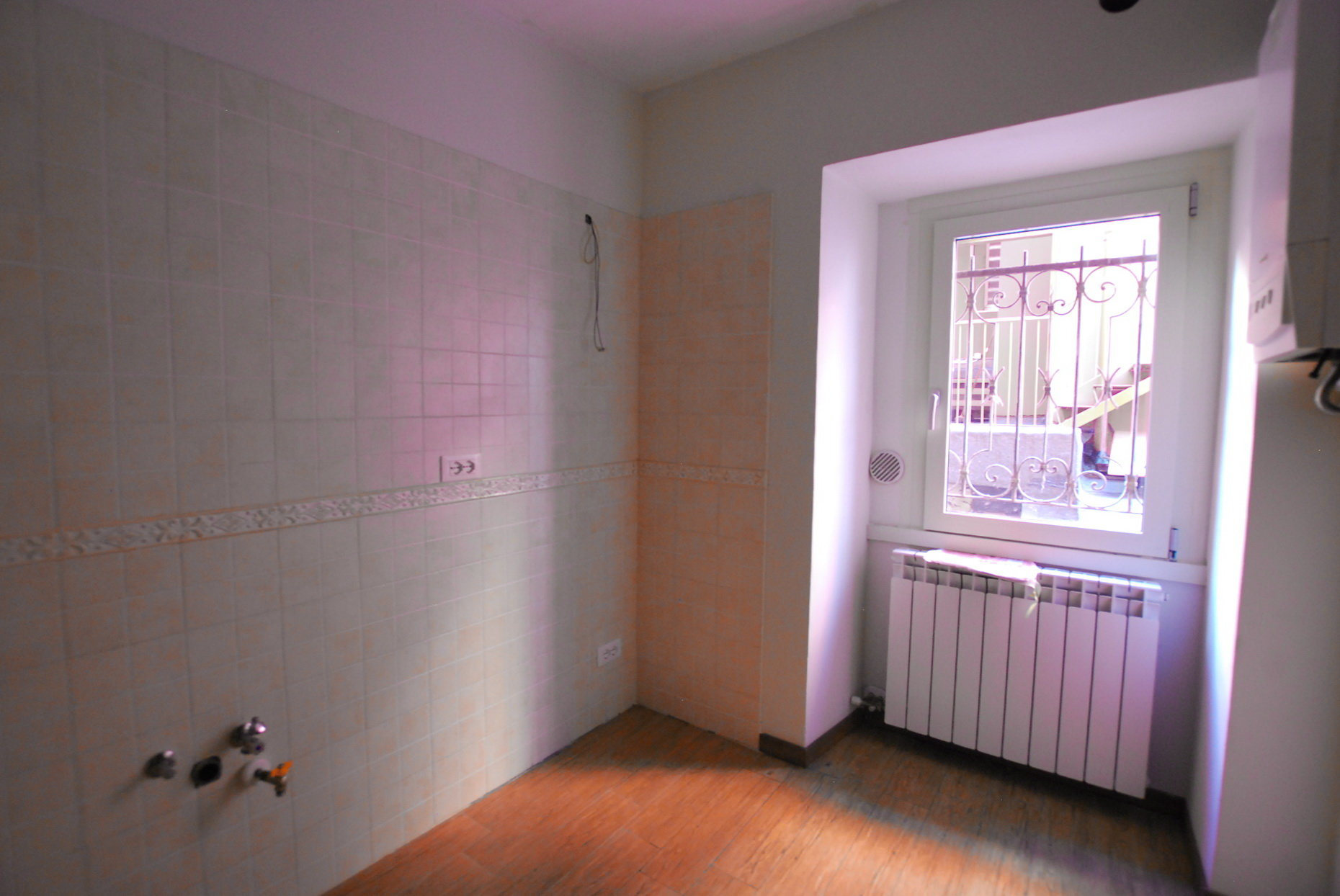 Rent apartment in the centre of Stresa- windows with double glass