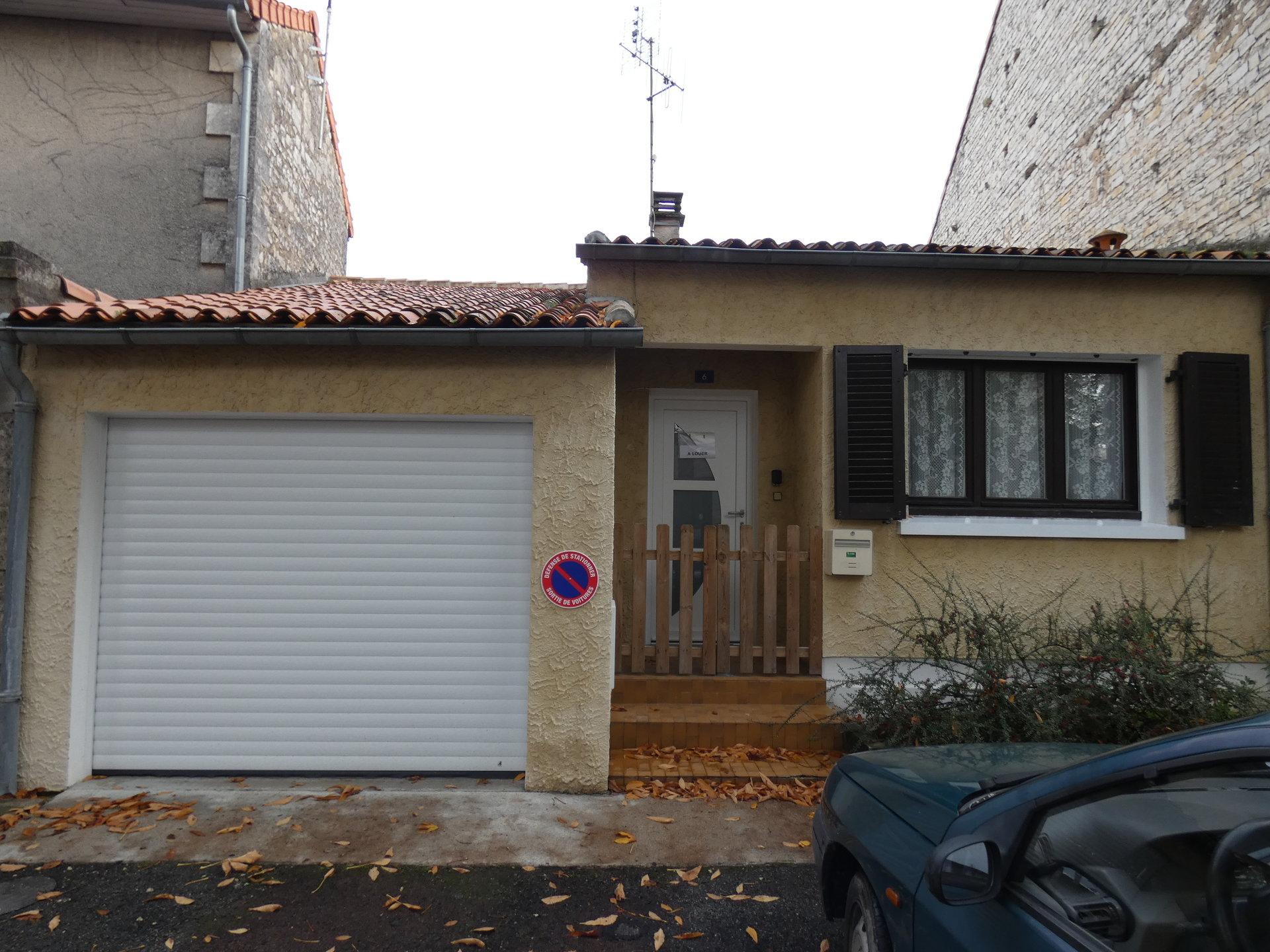 Rental House - Mansle
