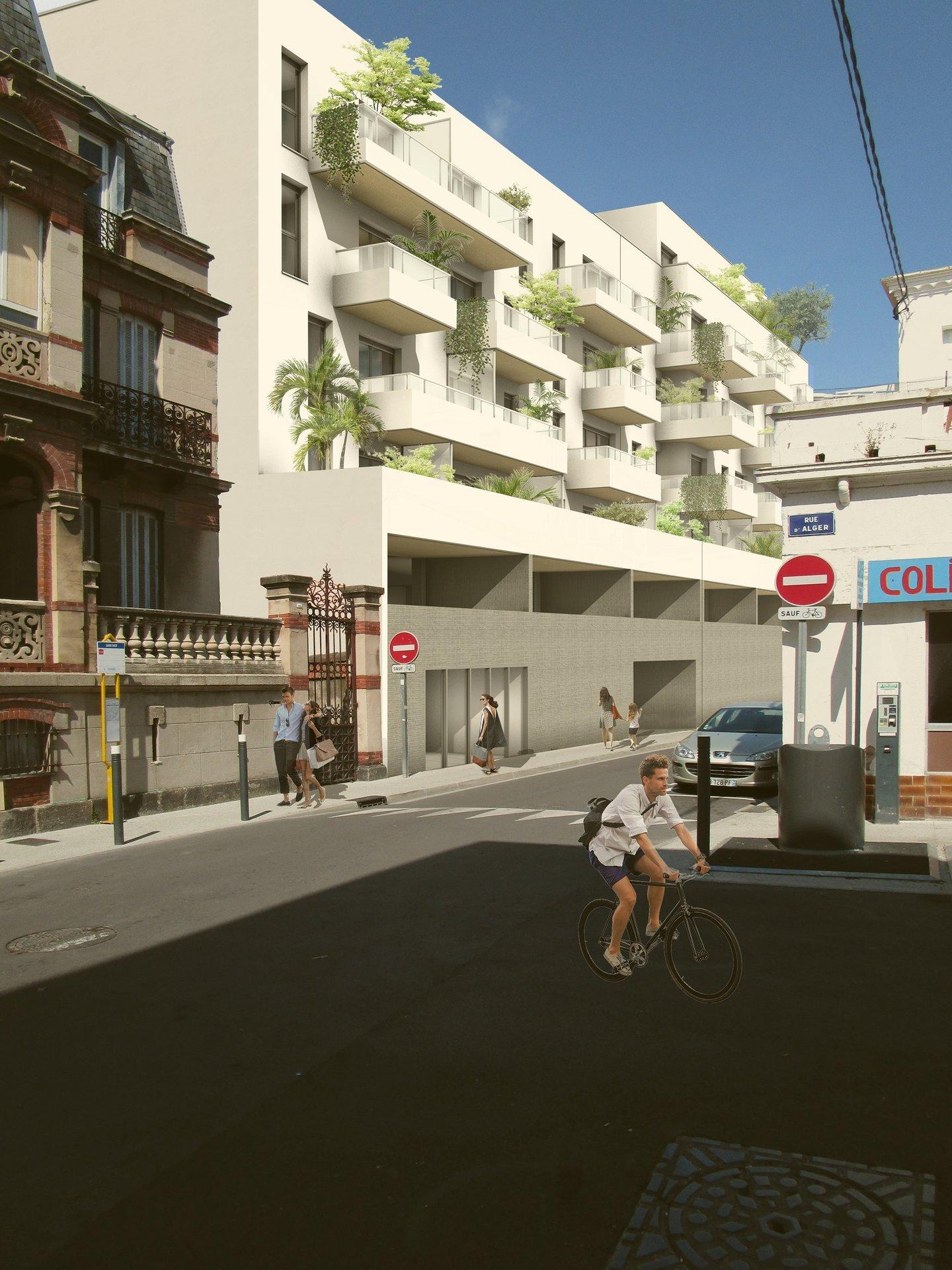 Vente studio neuf à Perpignan
