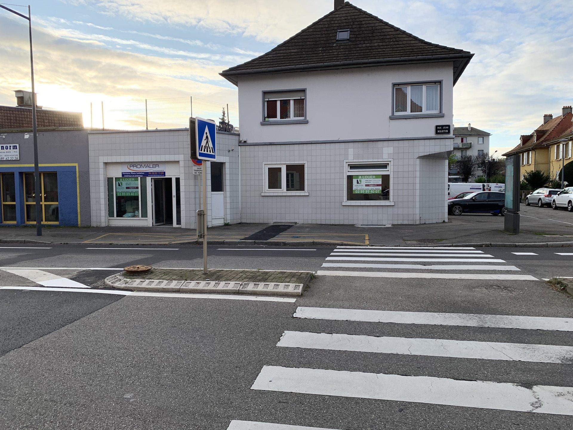 Local commercial à louer - Mulhouse
