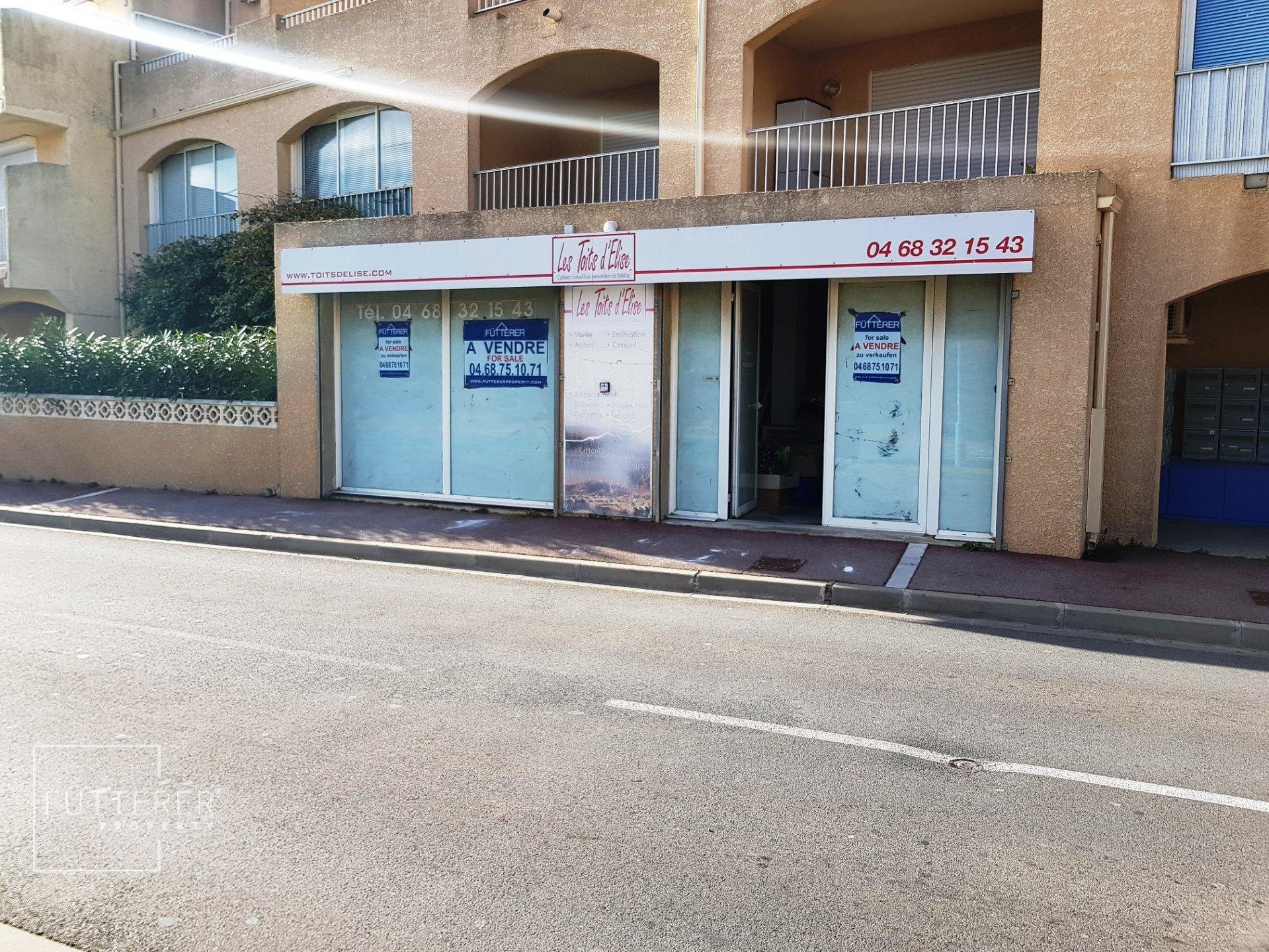 Sale Premises - Saint-Pierre-la-Mer