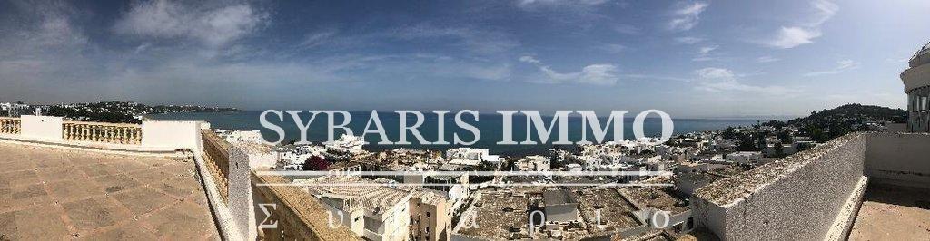 Local Commercial avec vue sur mer a La Marsa