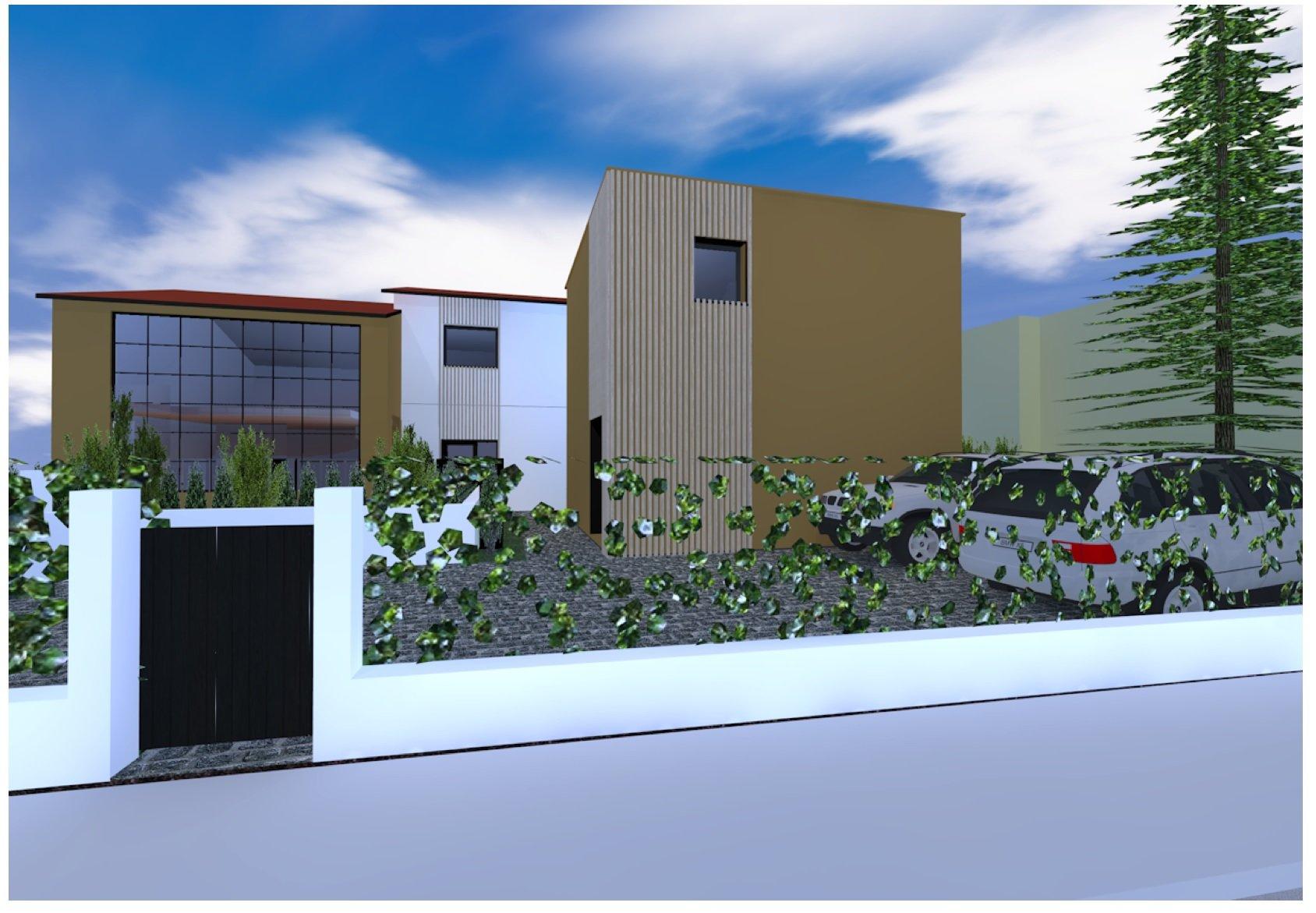 Côte Pavée, Maison de 90 m² avec jardin et parking