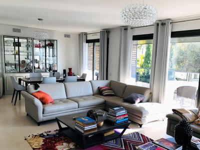 Ницца - Мон Борон - Великолепные апартаменты в престижном поселке