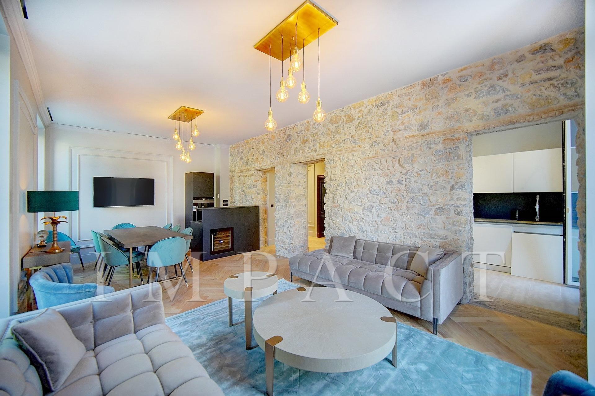 Appartement 5 chambres Location Saisonnière  - Centre Cannes