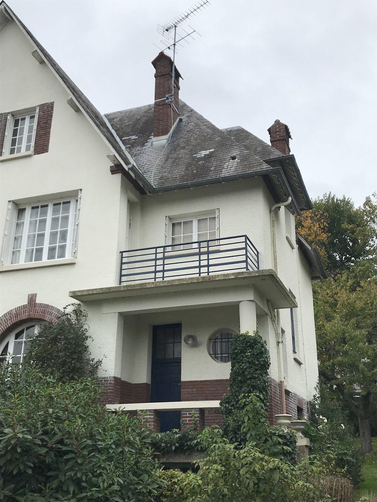 Maison de style 1930
