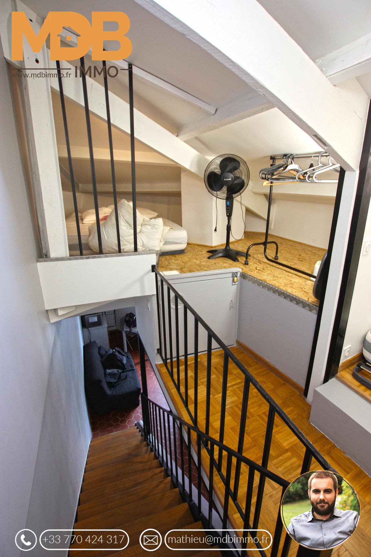 Nice - rue des potiers (Quartier Fleurs) - 2P ideal investor! 6.00% profitability GUARANTEED!