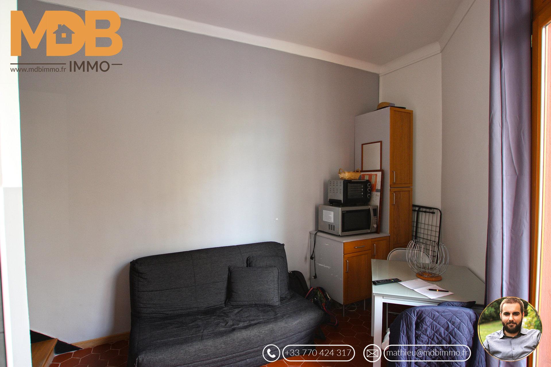 Nice - rue des potiers (Quartier Fleurs) - 2P idéal investisseur ! - 6,00 % de rentabilité GARANTIE !