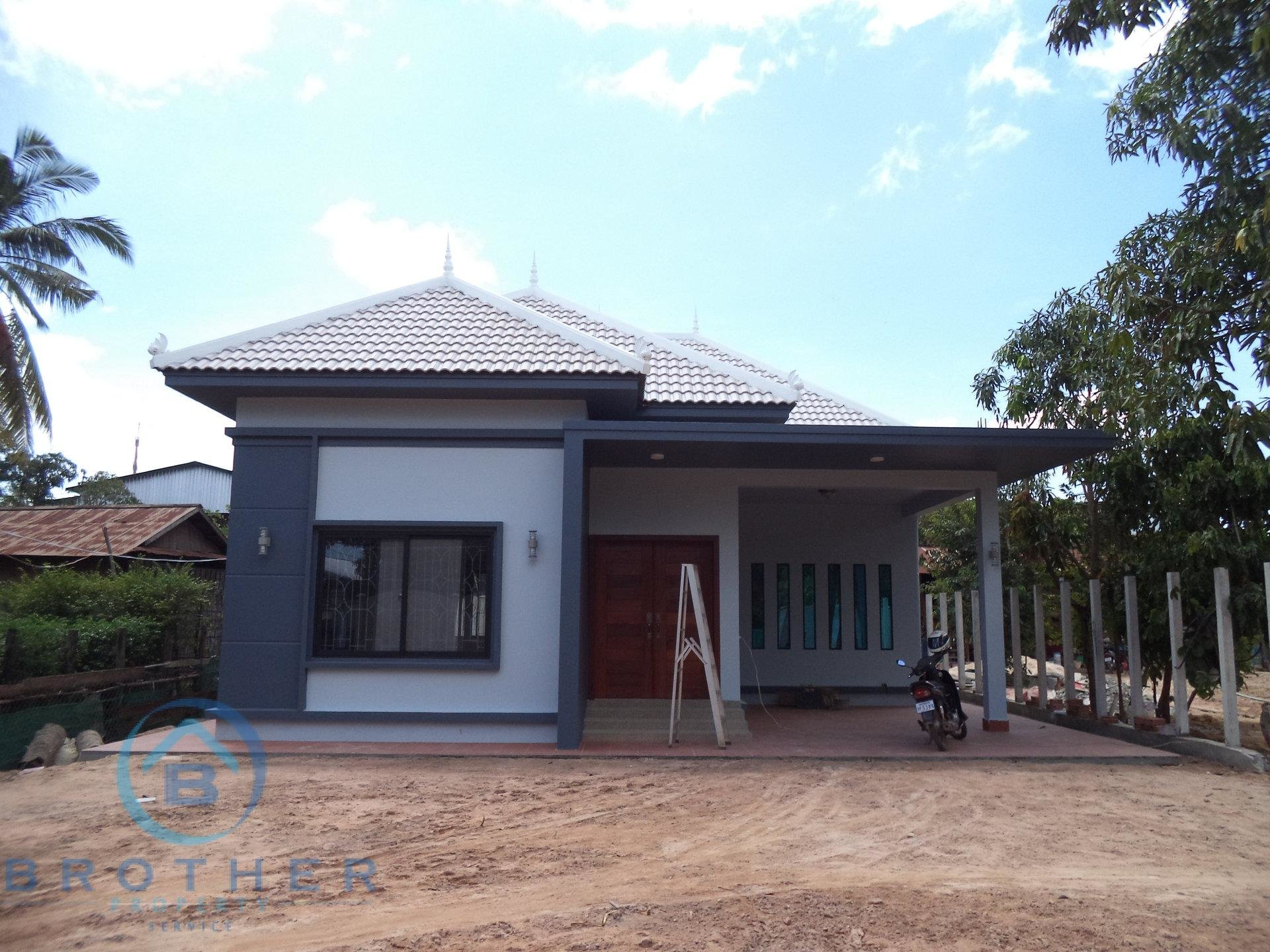 Siem reap Brand new Two bedrooms Villa for rent