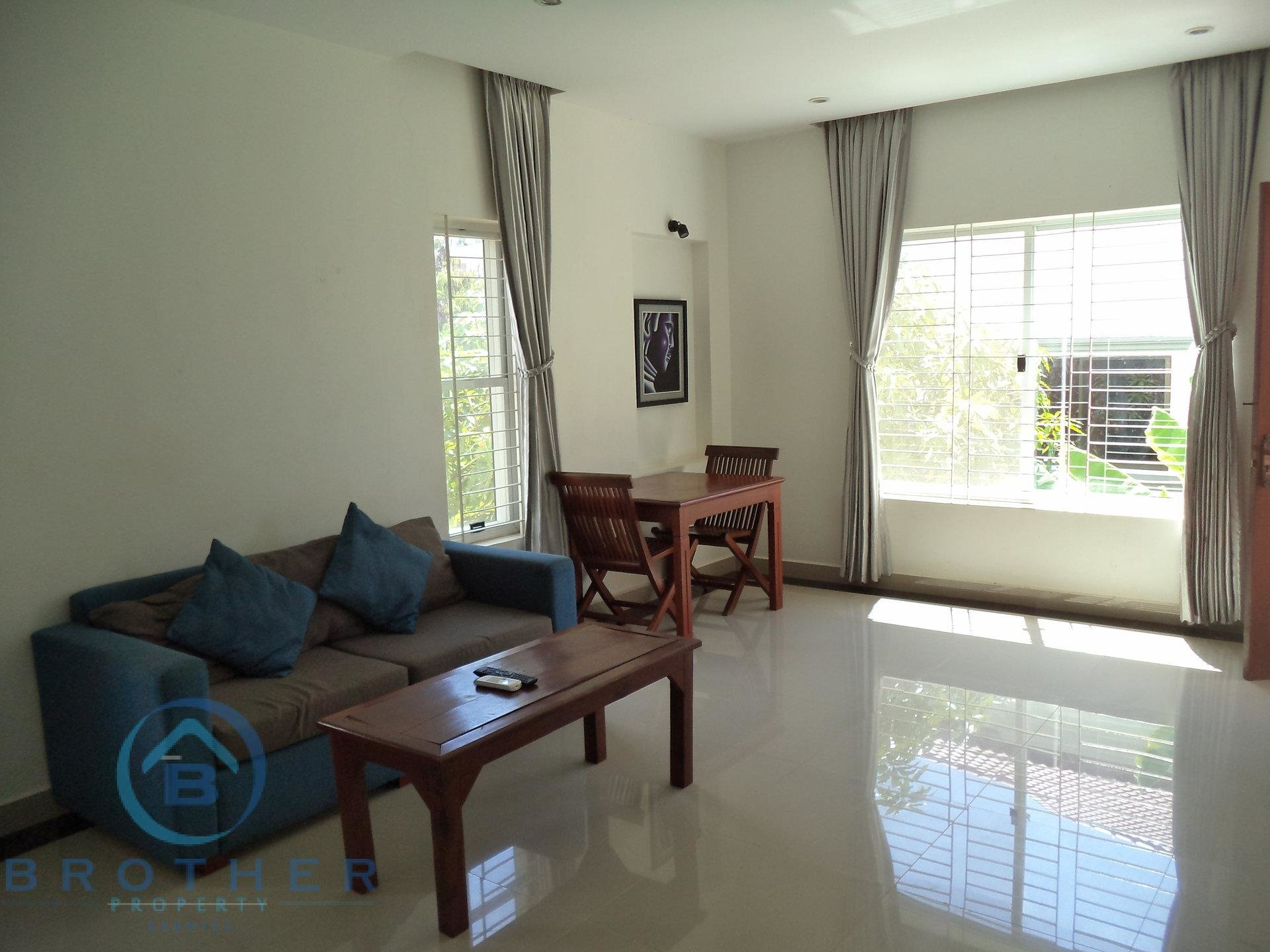 Down town one bedroom apartment for rent in Siem Reap
