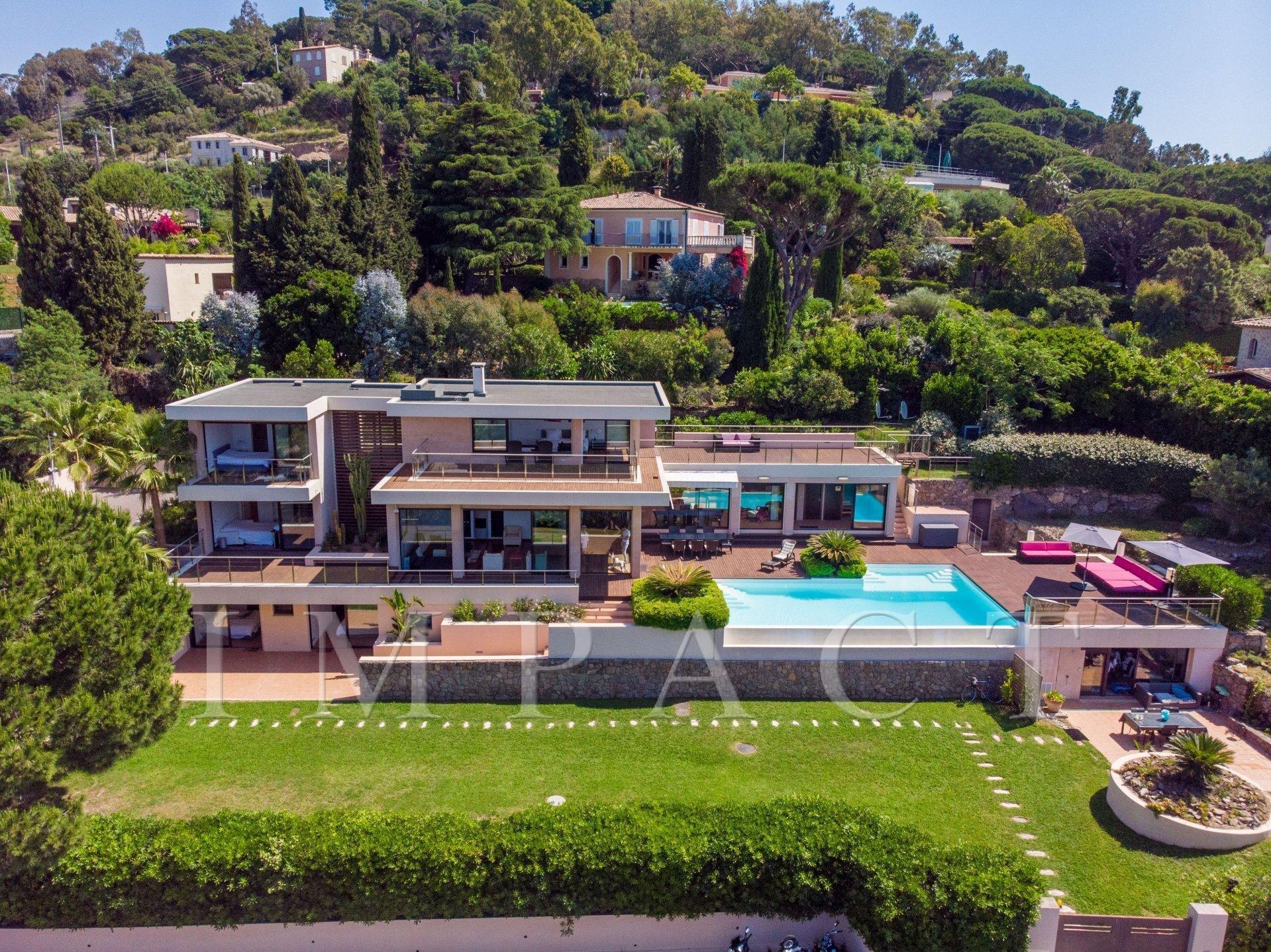 Villa sea view for rent Cannes