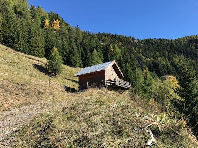 chalet en Isère
