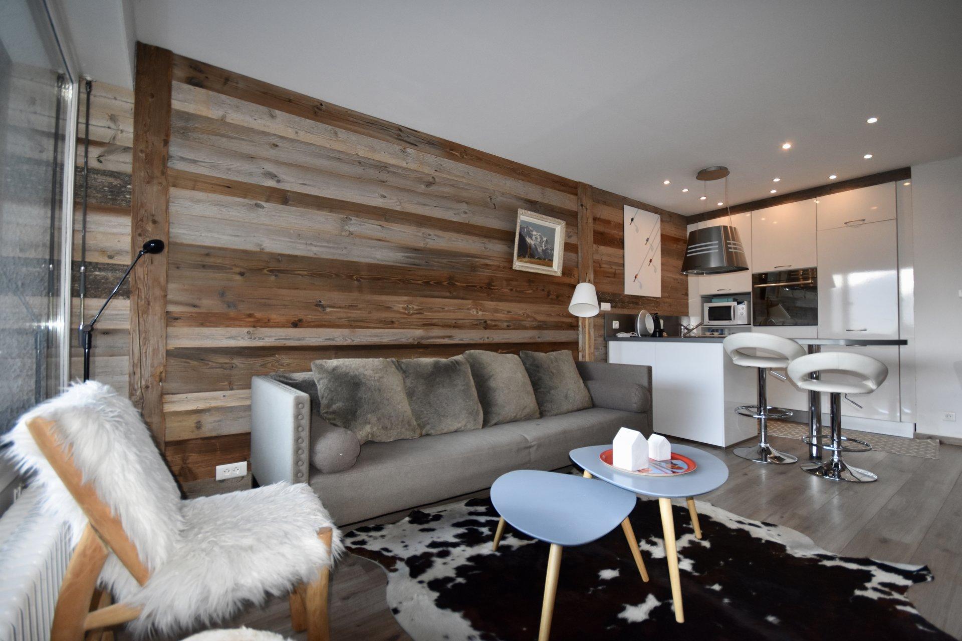 Beautiful 2 bedrooms apartment !