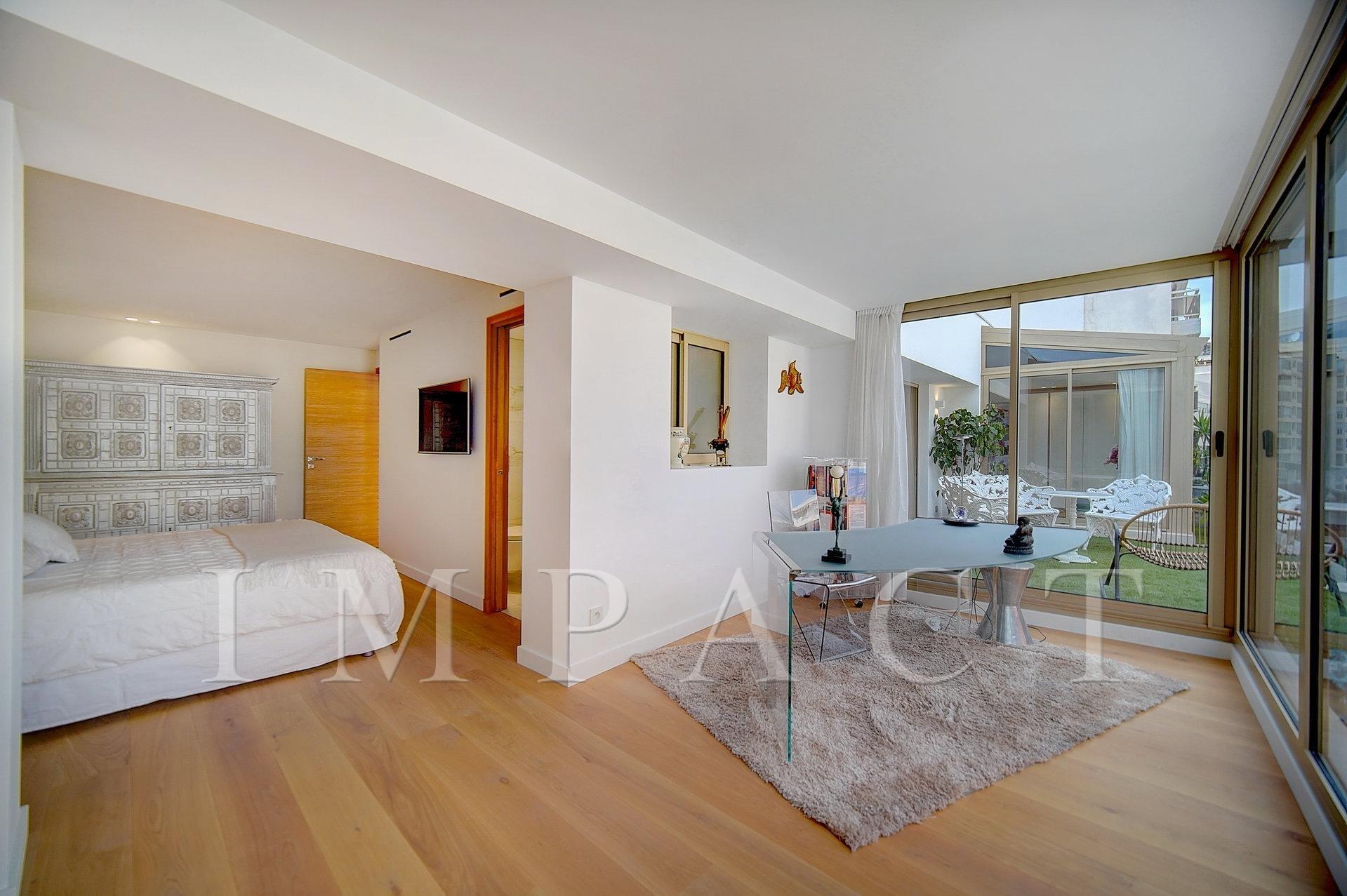 Appartement 4 chambres Location Saisonnière Cannes Centre
