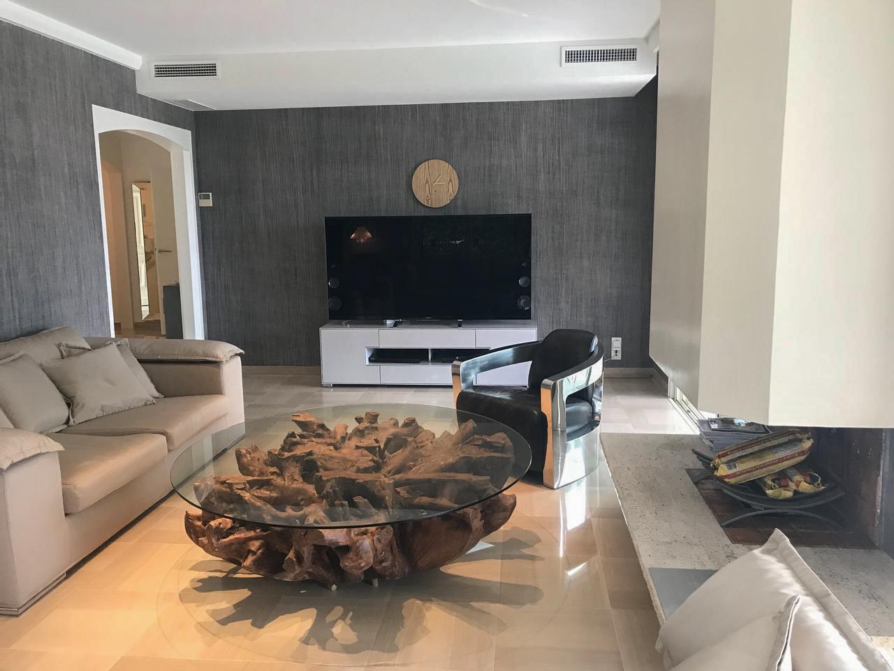 Villa avec piscine et vue mer -  Vaugrenier Villeneuve Loubet