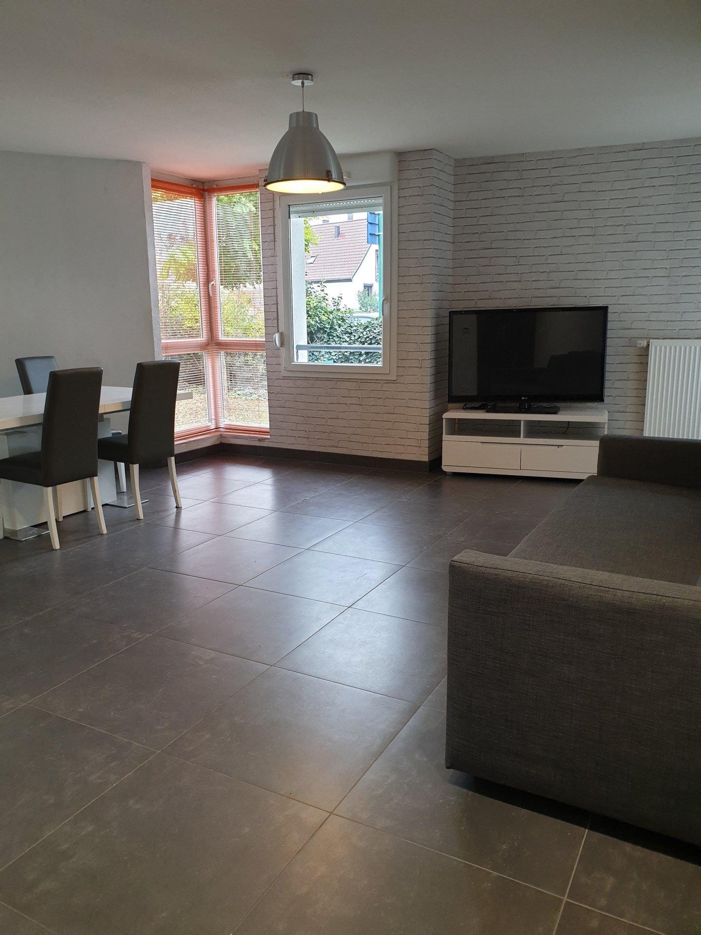 Wolfisheim : Appartement T3 Rez de Jardin