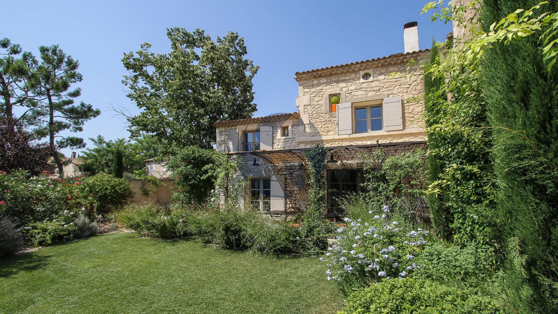 Townhouse in Maussane les Alpilles